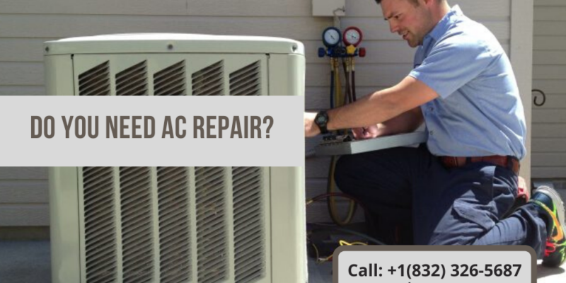 DO YOU NEED AC REPAIR?