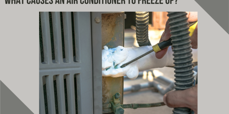 Air Conditioner to Freeze Up