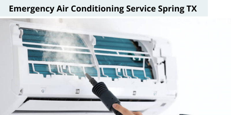Air Conditioning Service Spring TX